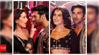 Isabelle Kaif to romance Pulkit Samrat in 'Suswagatam Khushaamadeed', see first look pictures - Times of India