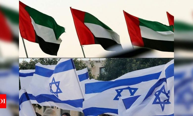Israel opens embassy in UAE, expanding new relations - Times of India