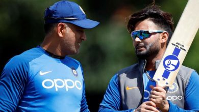 'It's Amazing, but I Want to Make a Name for Myself' - Rishabh Pant on Comparisons With MS Dhoni