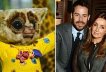 Jamie Redknapp linked to The Masked Singer after ex Louise recognises contestant's voice