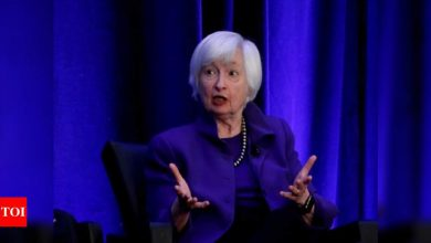 Janet Yellen vote in US Senate committee to test support for Biden economic plan | World News - Times of India