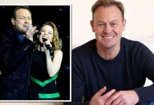 Jason Donovan admits Kylie doesn't know about Dancing On Ice despite their 'connection'