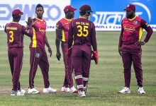 Jason Mohammed: 'We have to give ourselves a little bit more time' in the middle overs