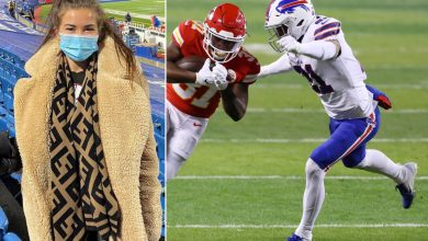 Jordan Poyer's wife: 'Drunk' Chiefs fans harassed me at AFC Championship