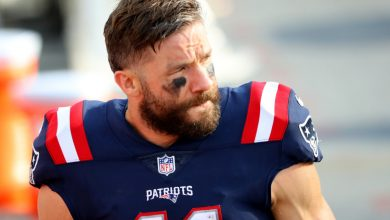 Julian Edelman's Patriots future in doubt after cryptic tweet