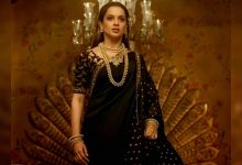 Kangana Ranaut celebrates #2YearsofManikarnika: The movie which broke my bones and also broke many records - Times of India