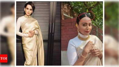 Kangana Ranaut teases Swara Bhasker with a 'Crass' meme, she responds with a 'Classy' Tweet - Times of India