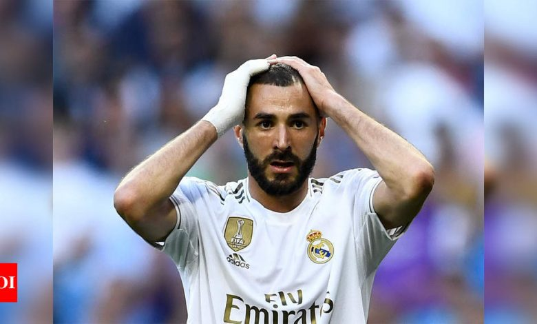 Karim Benzema:  Real Madrid star Karim Benzema to face trial over sex tape case | Football News - Times of India