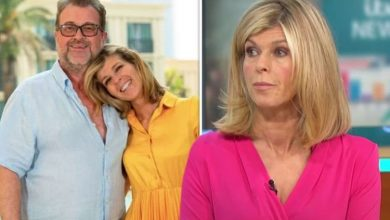 Kate Garraway writing raw and intimate book about husband's plight in major change of plan