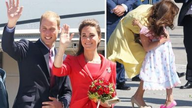 Kate Middleton: Duchess rebelled against protocol on royal tours with intimate gestures
