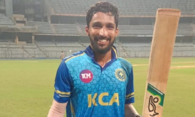 Kerala's Mohammed Azharuddeen smashes second-fastest century in Syed Mushtaq Ali Trophy