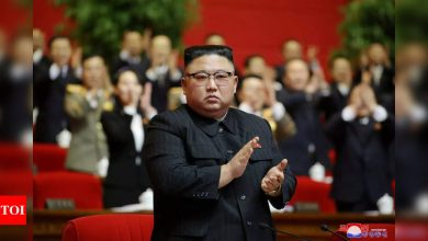 Kim Jong Un assumes late father's mantle - Times of India