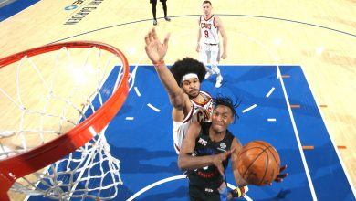 Knicks' Immanuel Quickley dominates in win over Cavaliers