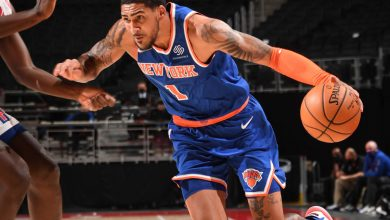 Knicks may ease Obi Toppin back after getting cleared for return