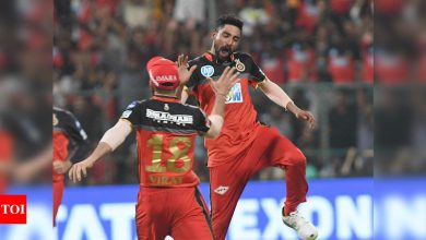 Kohli backed Siraj even when he was not doing too well at RCB, says Siraj's brother Ismail | Cricket News - Times of India