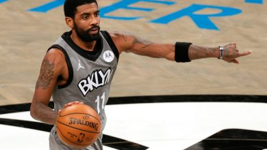 Kyrie Irving scoffs at idea of player-coach 'disconnect'