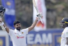 Lahiru Thirimanne century gives Sri Lanka hope of fightback