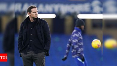 Lampard's Chelsea ready for Man City visit despite COVID-19 concerns | Football News - Times of India