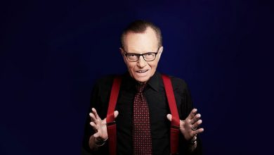 Larry King hospitalised after testing positive for Covid