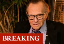 Larry King dead: TV host legend dies aged 87 weeks after being hospitalised with Covid-19