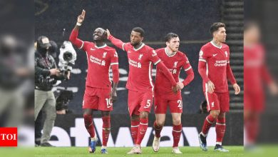 Liverpool back on track with win at Tottenham | Football News - Times of India
