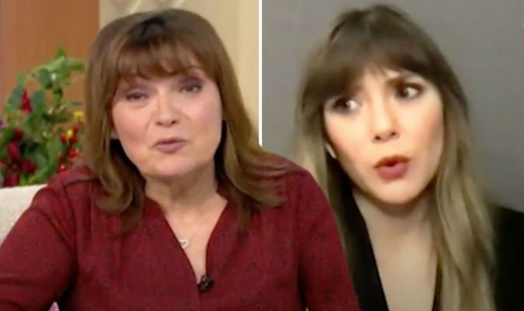 Lorraine Kelly reacts as viewer points out epic on-air Marvel gaffe: 'I'm an eejit'