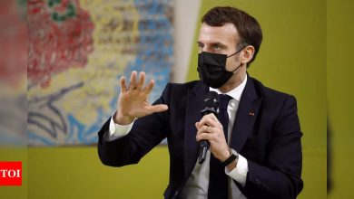 Macron says France's laws on child sex abuse must change - Times of India