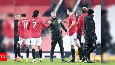 Manchester United face title test in Liverpool showdown | Football News - Times of India