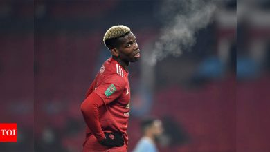 Manchester United must learn from semi-final pain, says Paul Pogba | Football News - Times of India