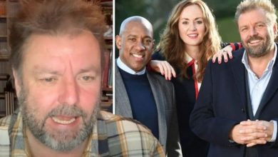 Martin Roberts talks Homes Under The Hammer future amid 'challenging' backstage changes