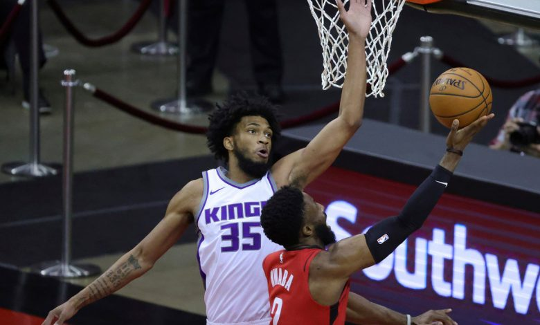 Marvin Bagley's dad asks Kings to trade son on Twitter: 'ASAP!'