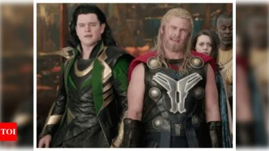 Matt Damon fuels speculation about his casting in Chris Hemsworth's 'Thor: Love and Thunder' - Times of India