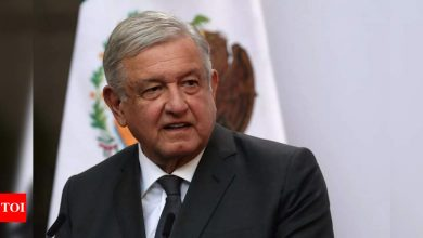 Mexican president says he has Covid-19 - Times of India