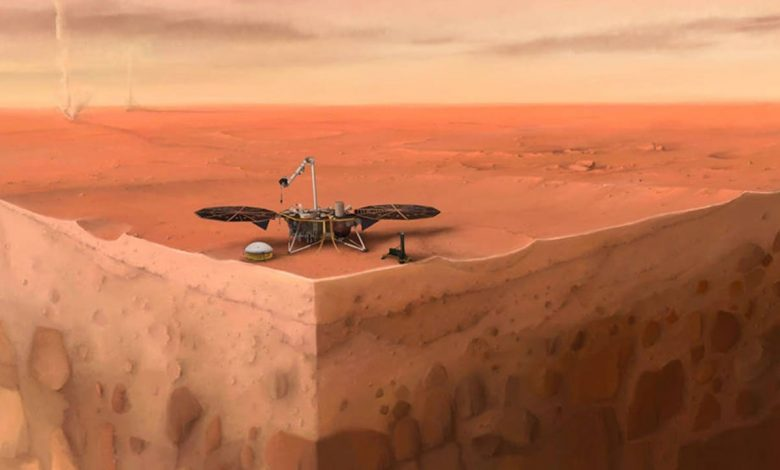 Mole on NASAs InSight Mars lander is dead after years of failed attempts to drill into surface