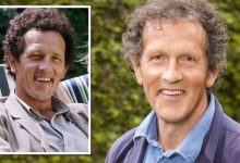 Monty Don sparks popstar comparisons as he unearths reminder of his daytime TV days