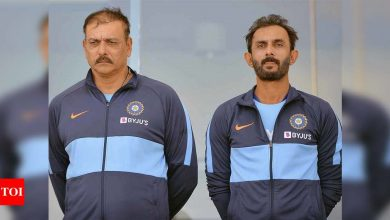 Motivation is there, don't need housekeeping or room service for that, says Rathour   Cricket News - Times of India