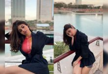 Mouni Roy treats fans with stunning pictures on Instagram; take a look - Times of India