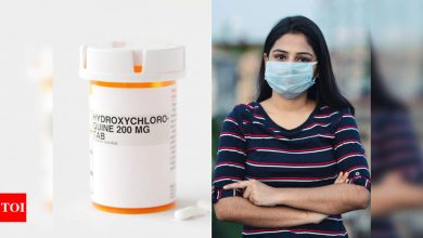 My COVID Story: Hydroxychloroquine led to swelling in my whole body - Times of India