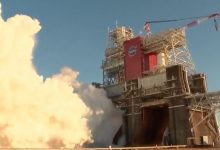 NASA's critical rocket test ends with a shutdown