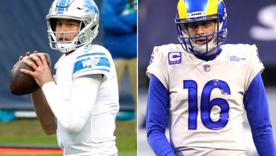 NFL blockbuster: Lions trade Matthew Stafford to Rams for Jared Goff