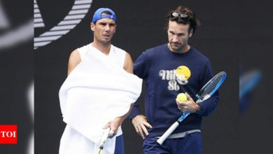 Nadal's coach Carlos Moya to sit out Australian Open | Tennis News - Times of India