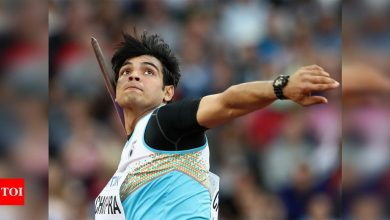 Neeraj Chopra says uncertainty over staging of postponed Olympics creates anxiety but hoping Games are held | Tokyo Olympics News - Times of India