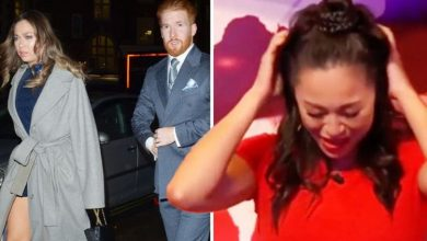 Neil Jones issues apology to ex Katya Jones after mocking her misfortune on TV appearance