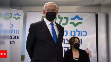 Netanyahu makes surprise campaign pitch to Arab voters - Times of India