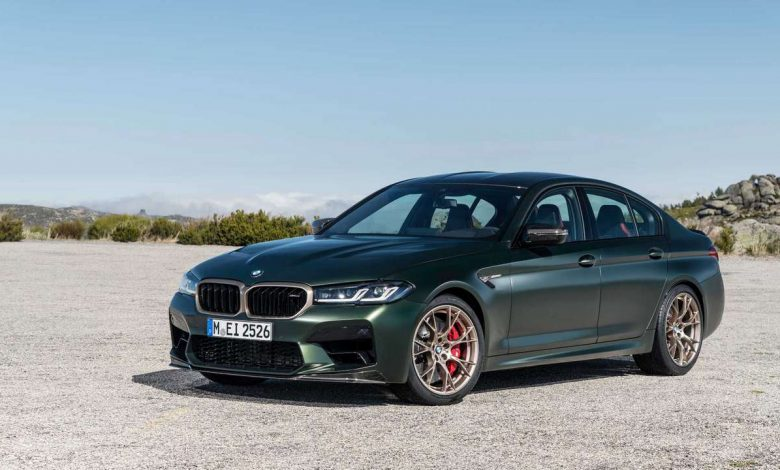 New 2022 BMW M5 CS sedan, the most powerful car, unveiled in India: All you need to know
