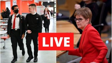 Nicola Sturgeon schools announcement LIVE: First Minister gives pandemic back-to-school plan update in Holyrood