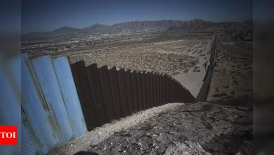 Nineteen charred bodies found near Mexico-US border - Times of India