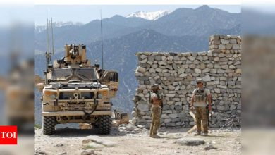 No decision yet on future force posture in Afghanistan: Pentagon - Times of India