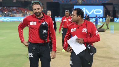 No neutral umpires for India vs England Tests; Nitin Menon, Anil Chaudhary, Virender Sharma to officiate in Chennai