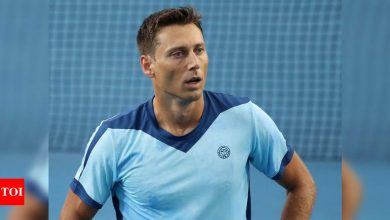 'No room to swing a racket': New Zealand's Artem Sitak shares Australian Open lockdown life | Tennis News - Times of India